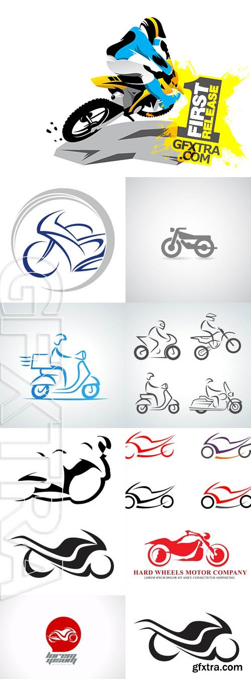 Vector - Motorcycle Logo
