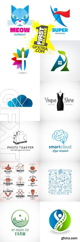 Vector - Logos 4