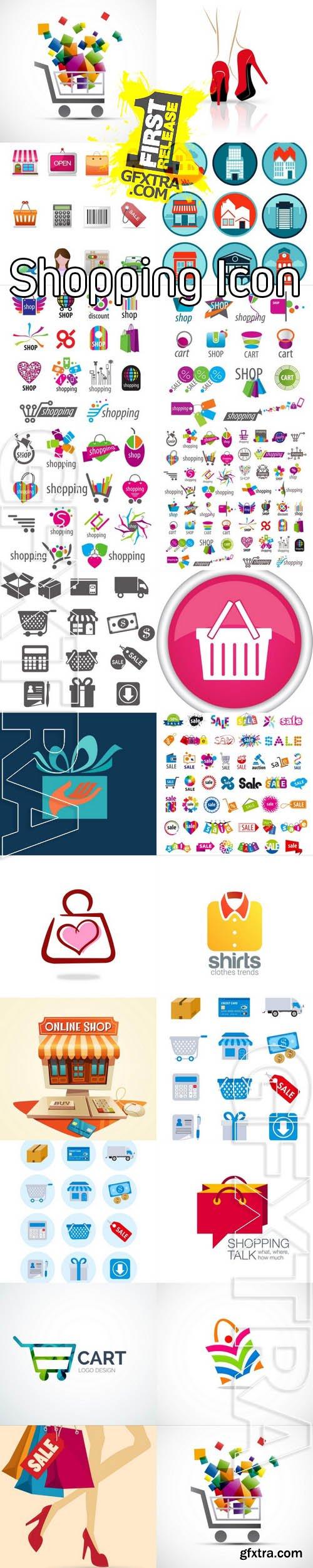 Vector - Shopping Icon