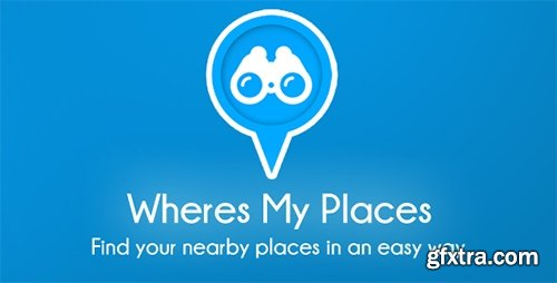 CodeCanyon - Wheres My Places v1.2