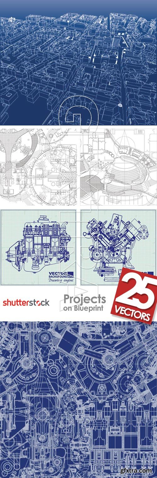 Projects on Blueprint 25xEPS