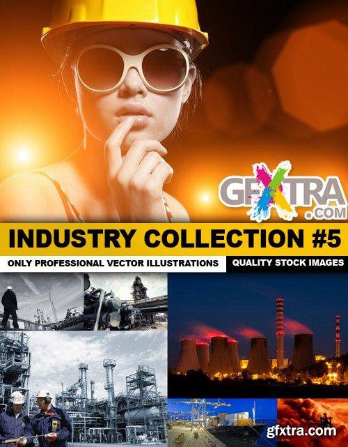 Industry Collection #5 - 25 HQ Photos