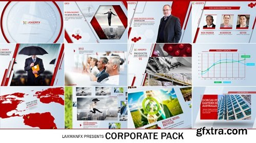 Videohive - Corporate Pack 8839783