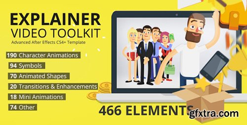 Videohive Explainer Video Toolkit 6084061