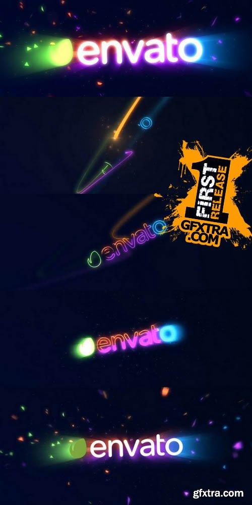 Light Trails Logo - Videohive 9239372