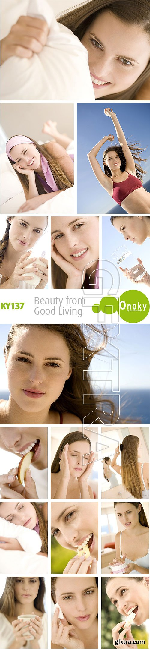 Onoky KY137 Beauty from Good Living