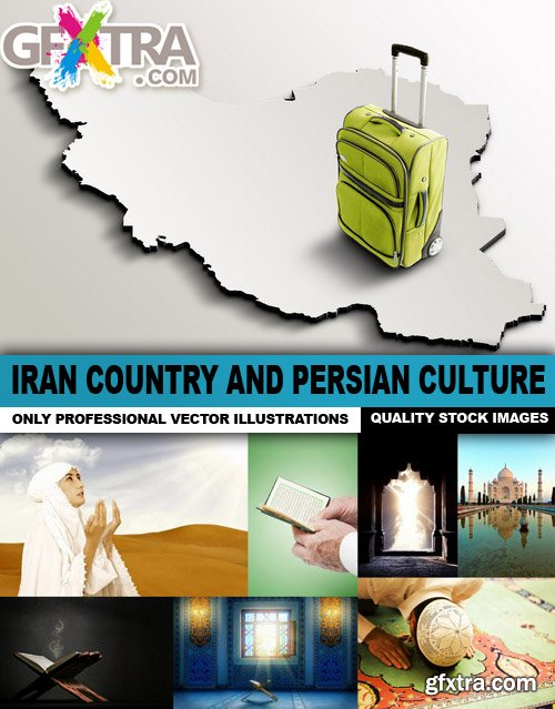 Iran Country and Persian Culture - 50 HQ Images