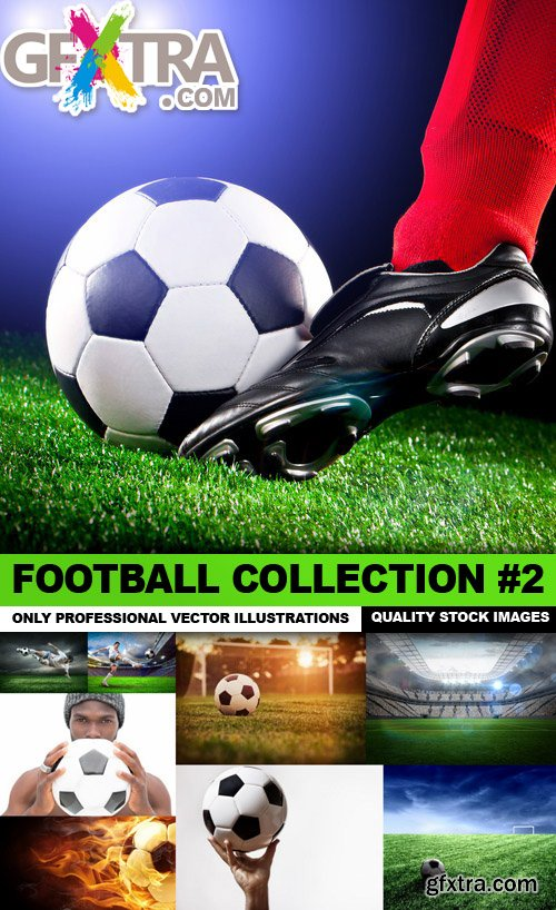 Football Collection #2 - 25 HQ Images