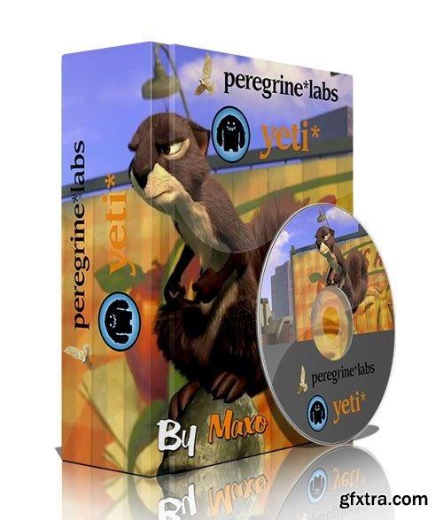 Peregrine Labs Yeti v1.3.14 For Maya 2013 - 2015 Win64