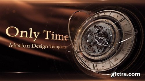 Videohive - Only Time 8988708