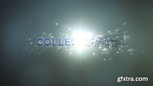 Videohive - Collect logo 9203614