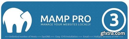 MAMP PRO 3.0.7.3 (Mac OS X)