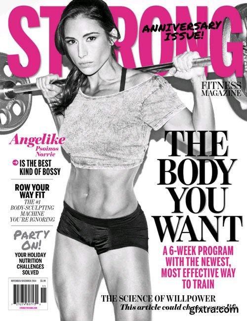 STRONG Fitness Magazine - November/December 2014