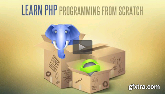 Learn php for programmers line