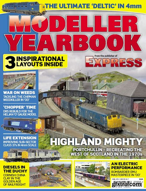 Rail Express – Modeller Yearbook 2014
