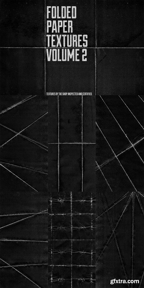Folded paper textures volume 02 - CM 24794