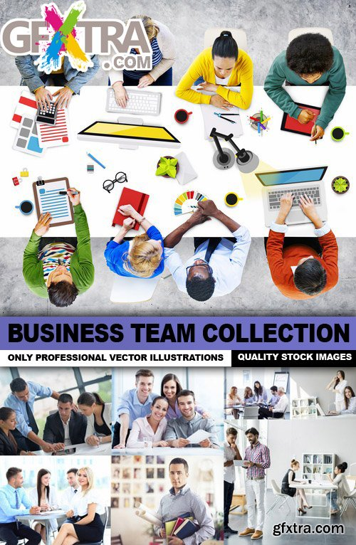 Business Team Collection - 25 HQ Images