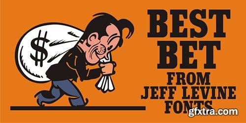 Best Bet JNL Font