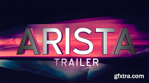 Videohive - Arista Trailer 7266705