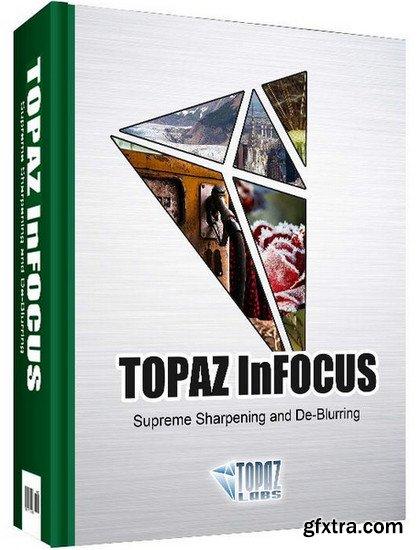 Topaz InFocus 1.0.0 DC 14.11.2014 Plug-in for Photoshop