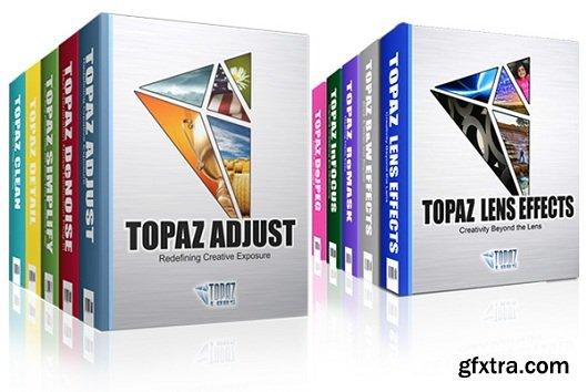 Topaz Plug-ins Bundle for Adobe Photoshop DC 14.11.2014