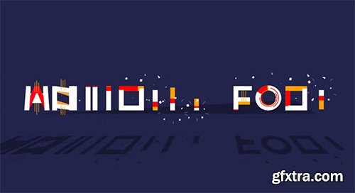 Videohive Animated Font 9290944