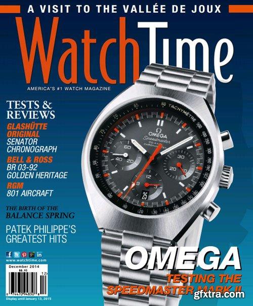 WatchTime Magazine December 2014 (True PDF)