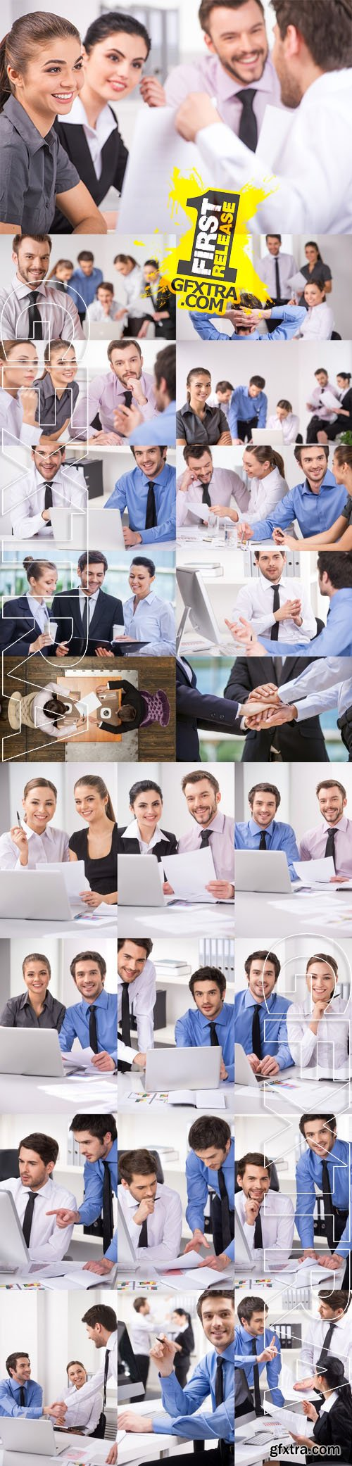 Stock Photos - Business People