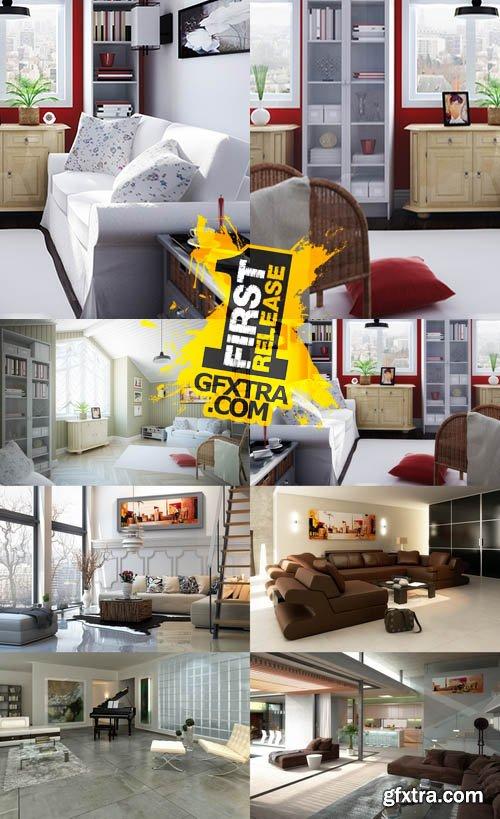 Stock Photos - Luxury Interior