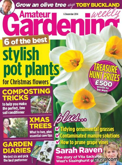 Amateur Gardening Magazine 6 December 2014 (True PDF)