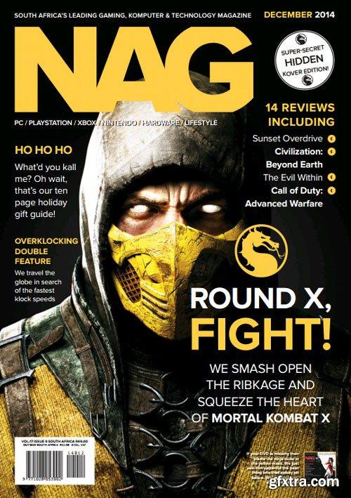 NAG Magazine South Africa - December 2014 (True PDF)