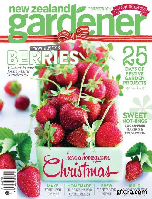 NZ Gardener - December 2014