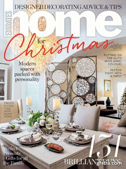 Emirates Home Magazine December 2014