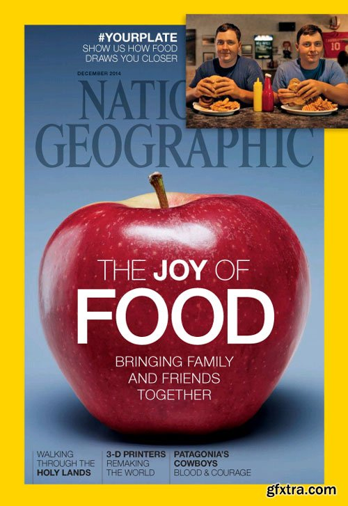 National Geographic Magazine December 2014 (True PDF)