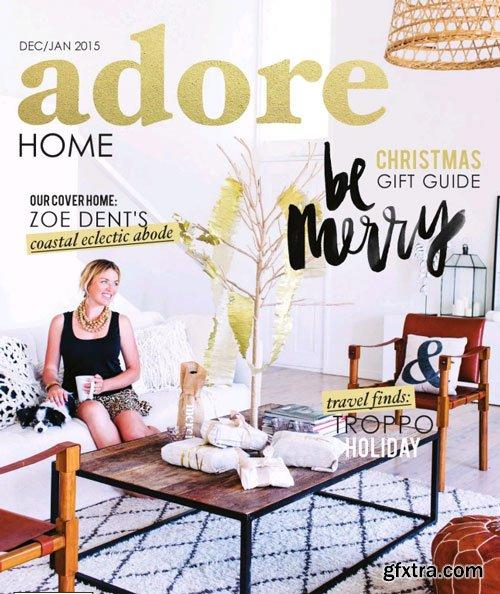 Adore Home - December 2014 / January 2015