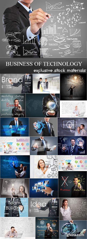 Business of Technology, 25xUHQ JPEG