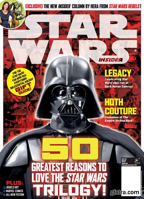Star Wars Insider - January 2015 (True PDF)