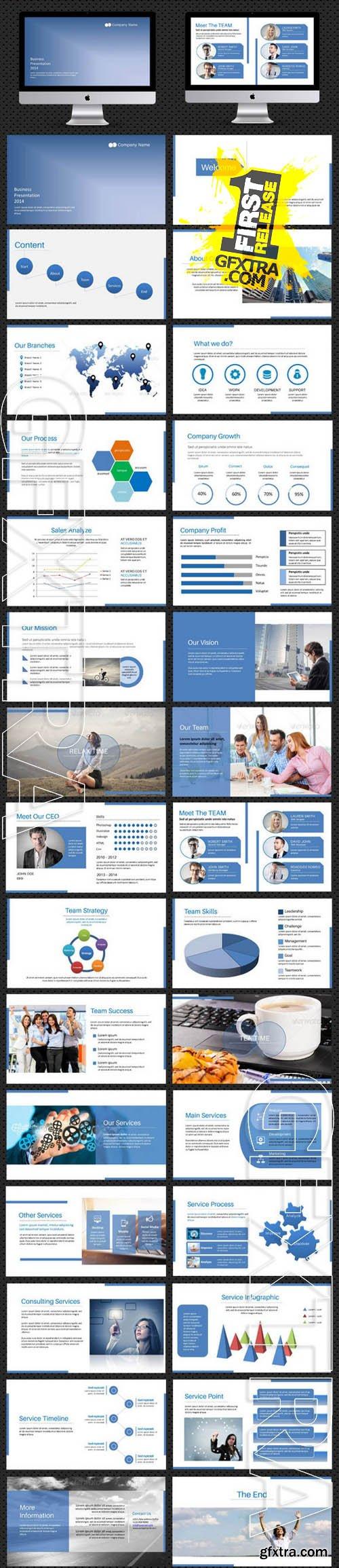 PowerPoint presentation - Creativemarket 60033