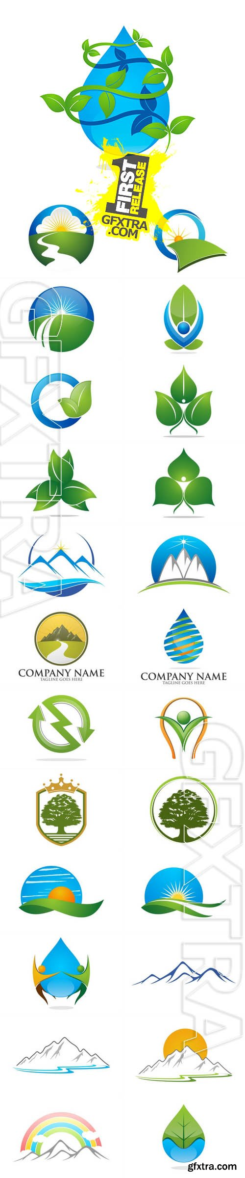 Vector - Nature Logo