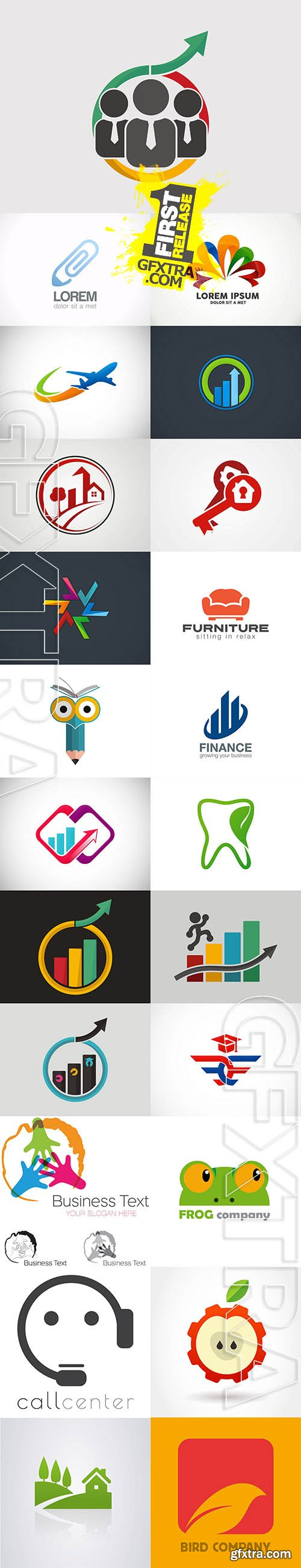 Vector - Business Logo