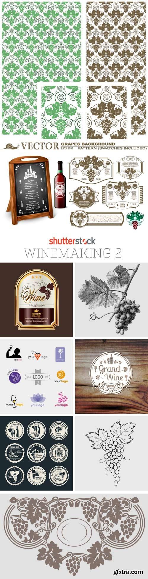 Amazing SS - Winemaking 2, 25xEPS