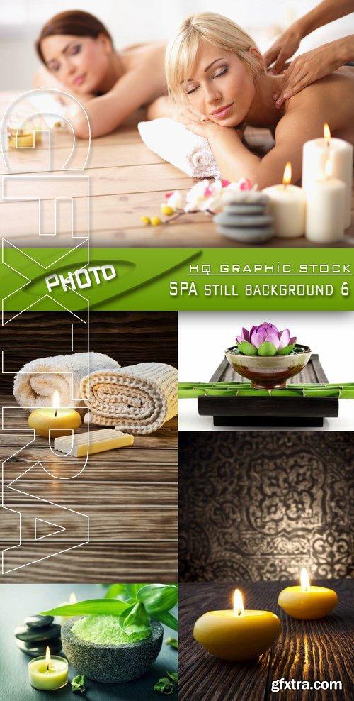 Stock Photo - SPA still background 6