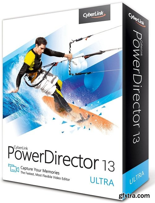 CyberLink PowerDirector Ultra 13.0.2326 Content Pack Premium & Essential