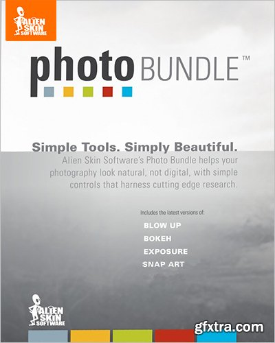 Alien Skin Software Photo Bundle Collection (04.12.2014) MacOSX