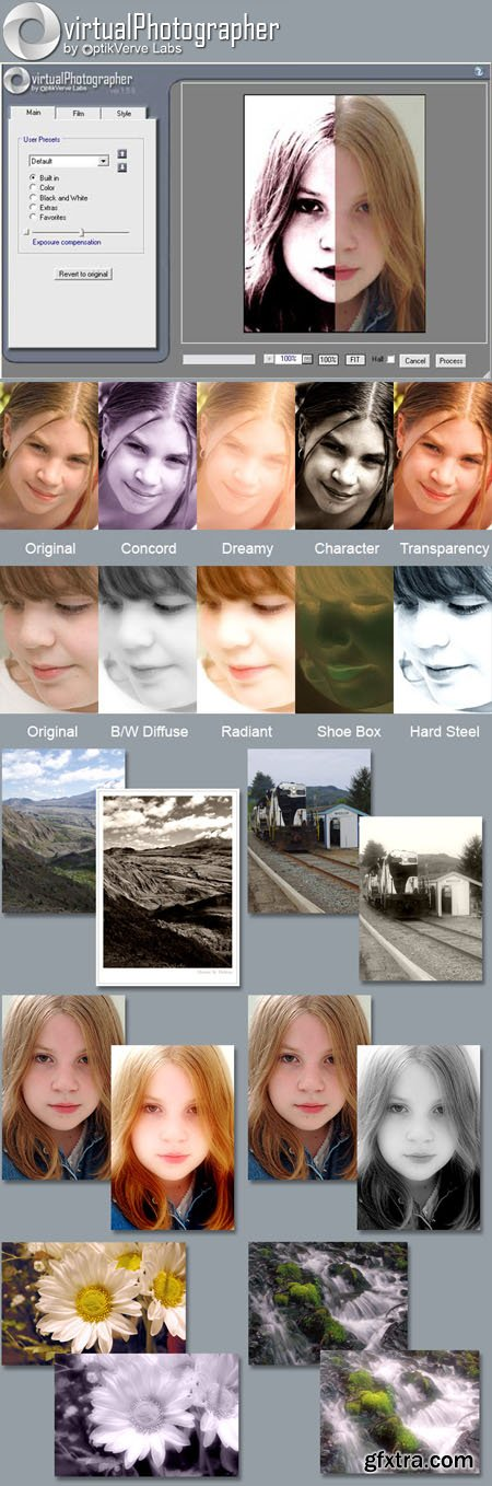 VirtualPhotographer 1.5.6 - Photoshop Plug-In