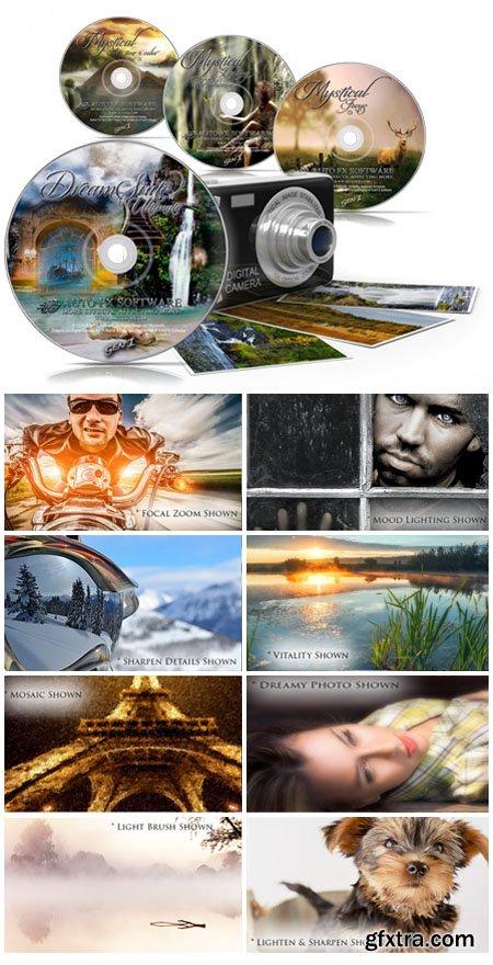 8 AutoFX Photo Effects Photoshop Plug-ins (WIN32/WIN64/MACOSX)