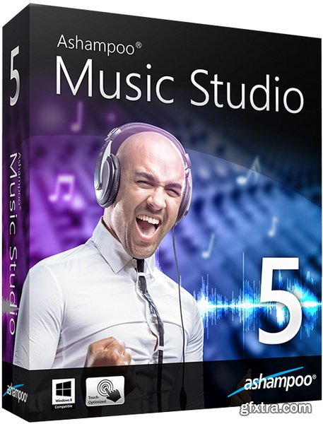 Ashampoo Music Studio 5.0.7 Multilingual