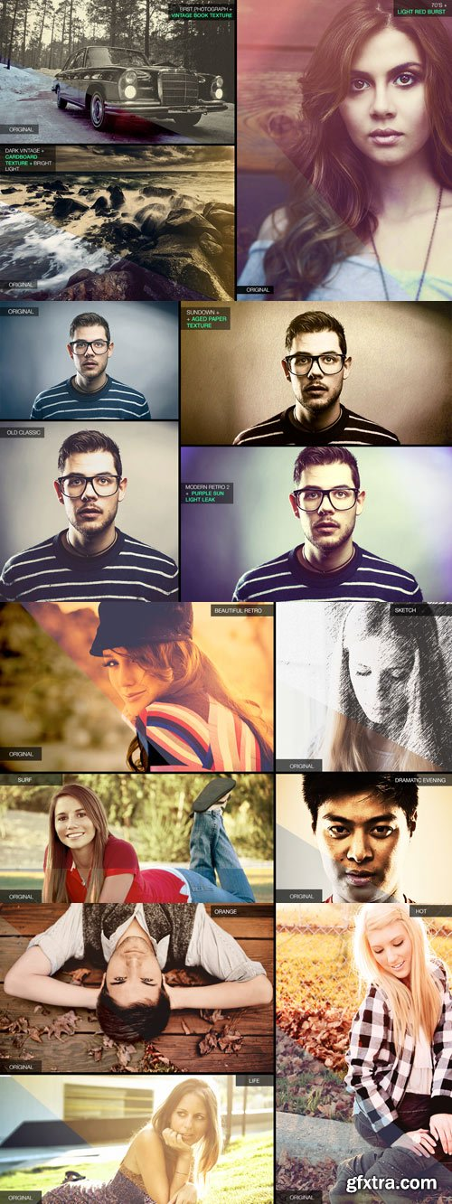 CreativeMarket 9320 - 188 Actions Ultimate BUNDLE by Tom Anders