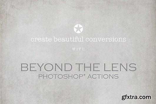 Sarah Gardner Photography - Beyond the Lens Actions
