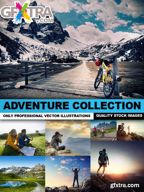 Adventure Collection - 25 HQ Images
